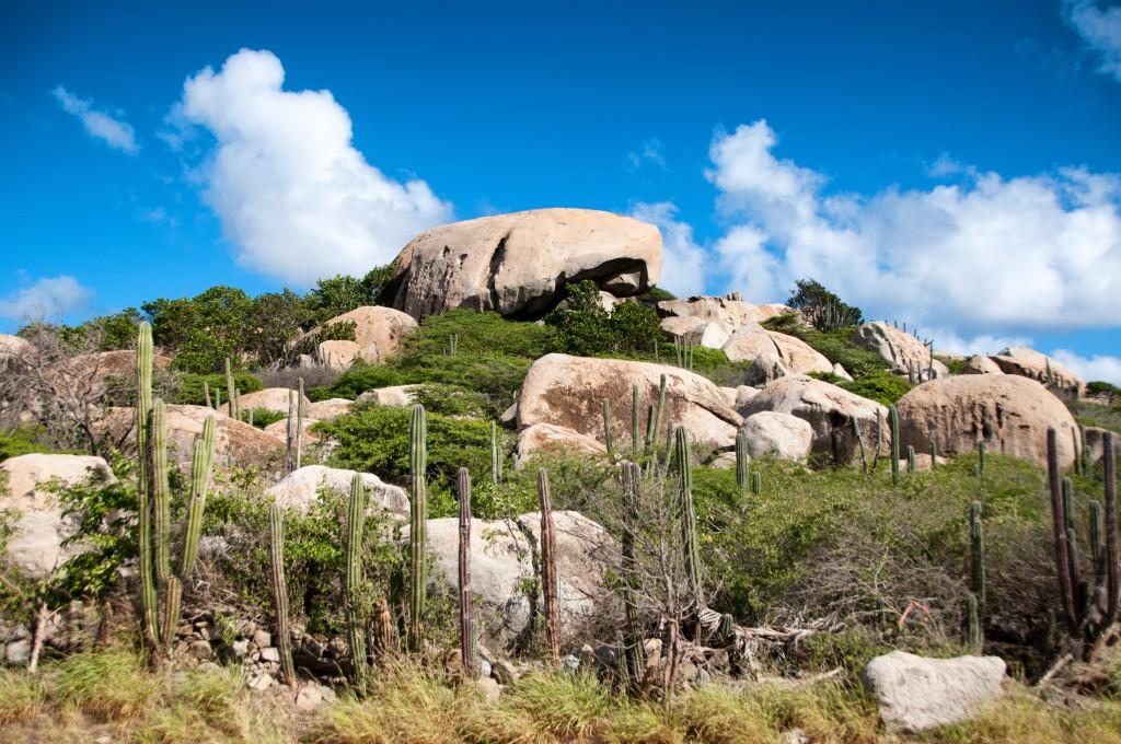 Ayo Rock, Aruba