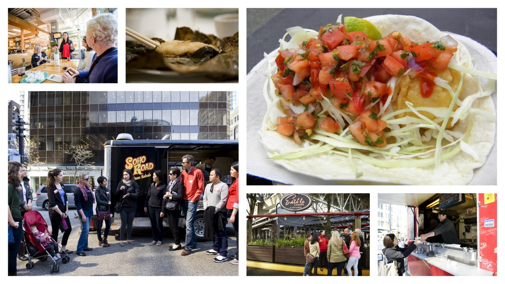 Tastes and experiences with Vancouver Foodie Tours