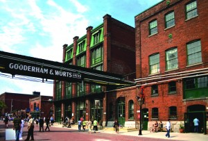 The Distillery Historic District, Toronto