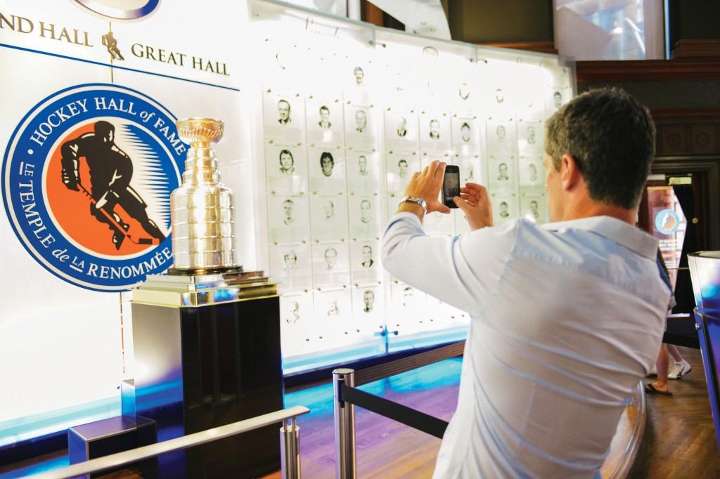 Hockey Hall of Fame HOFF