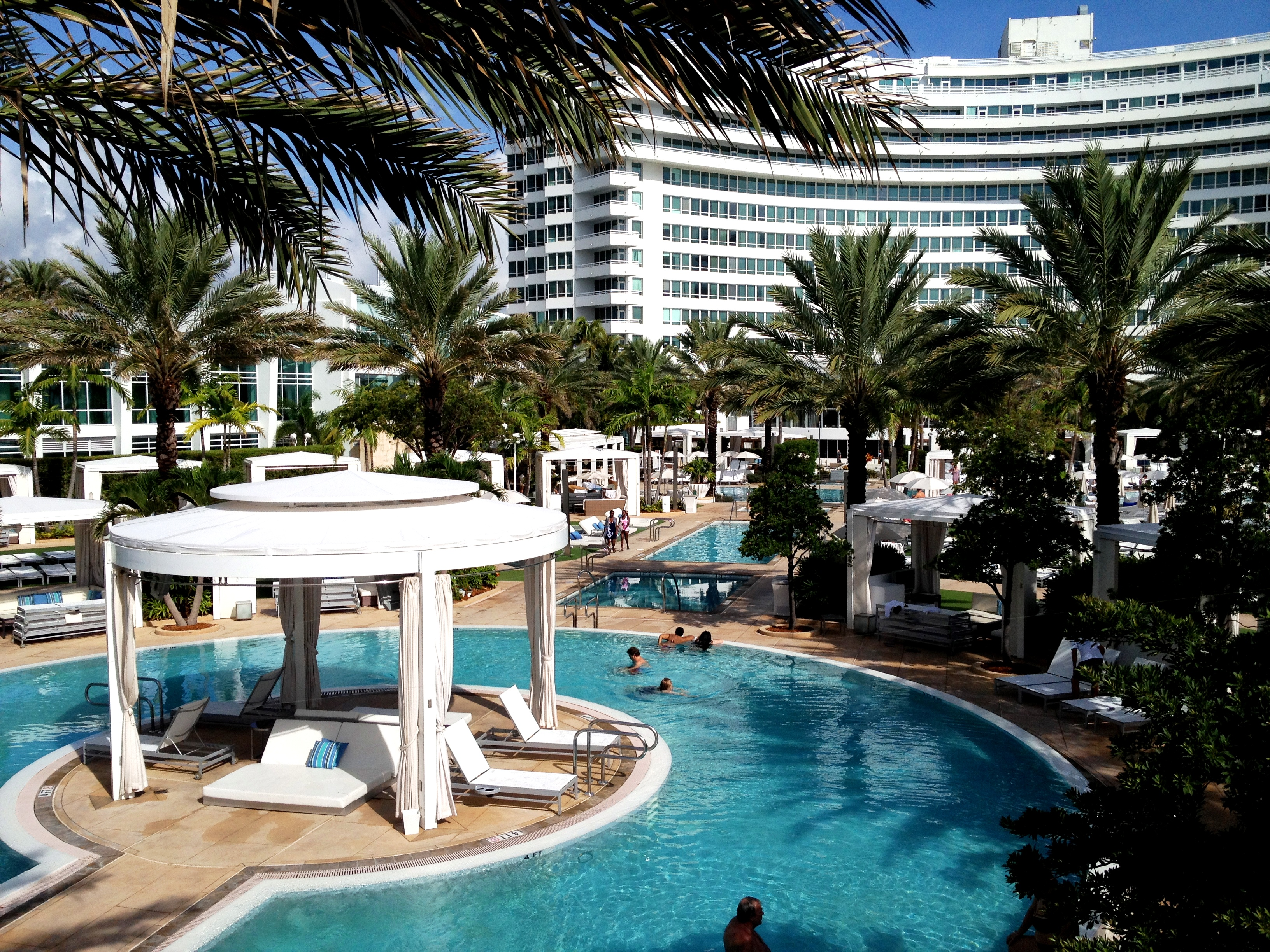 Truly Get Away from It All At Fontainebleau