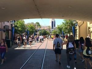 Buena Vista Street, California Adventure