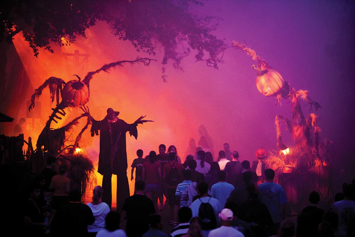 Halloween Horror Nights Turns 25!