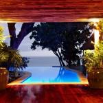 Namale Fiji Duavata Villa Entrance