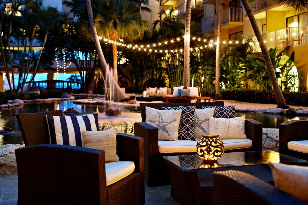 Courtyard at Marriott Grand Cayman Resort
