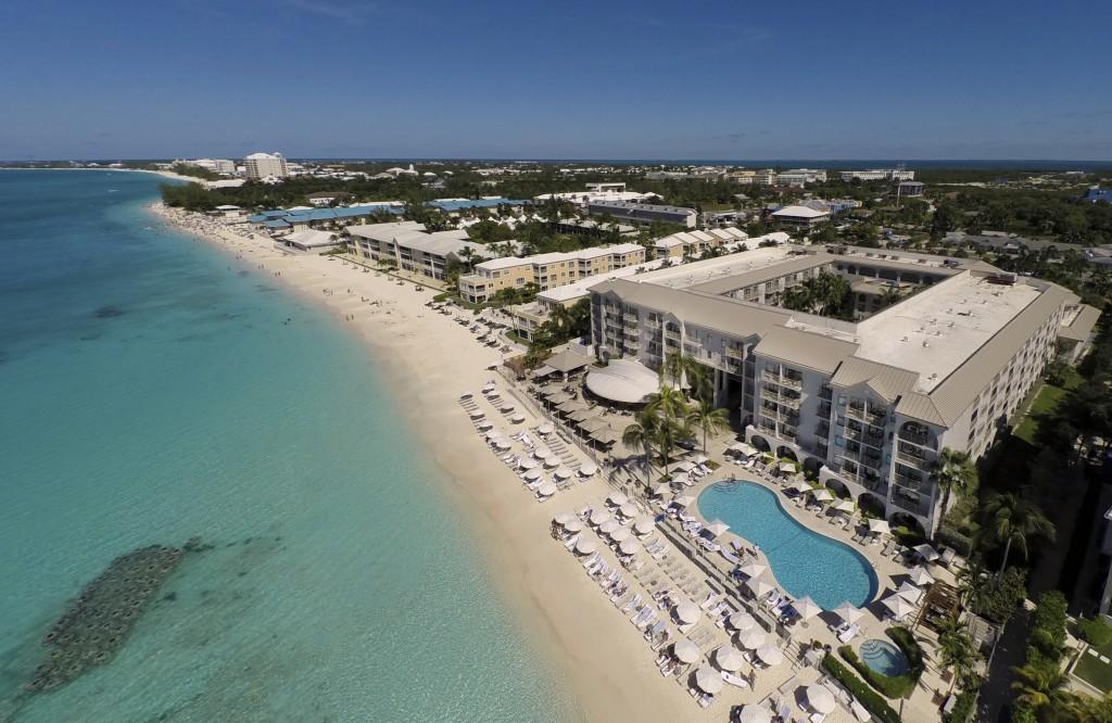 Marriott Grand Cayman Resort overview
