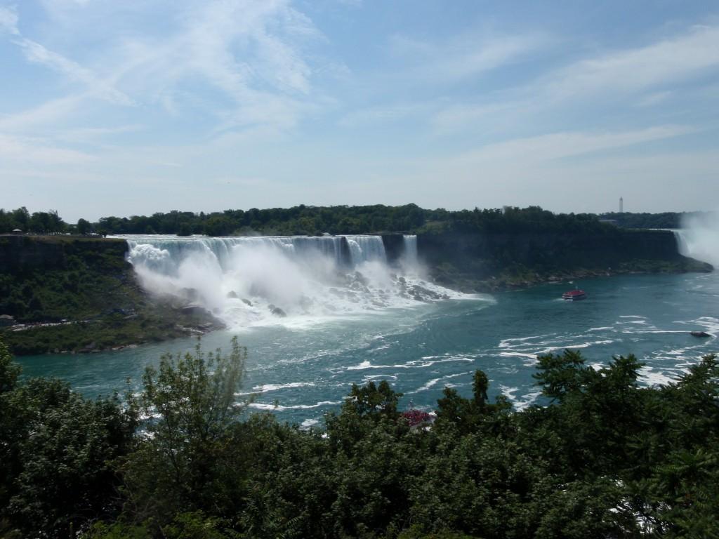 Niagara Falls Hornblower Niagara Cruises
