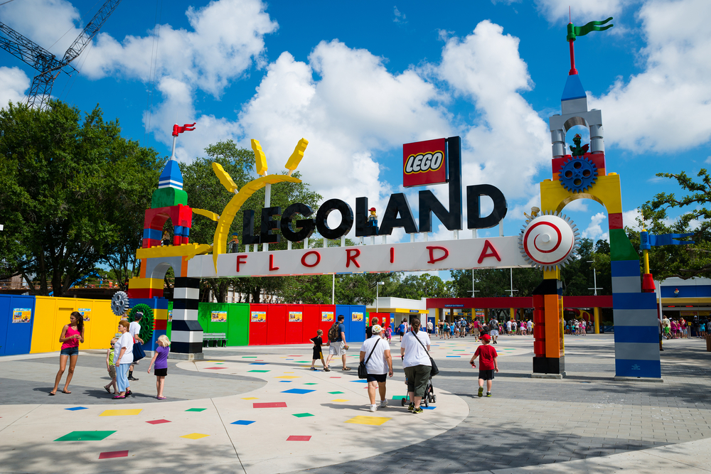 ICYMI: Legoland Dollars listed as official money; Are you actually a foodie; and this week's air updates