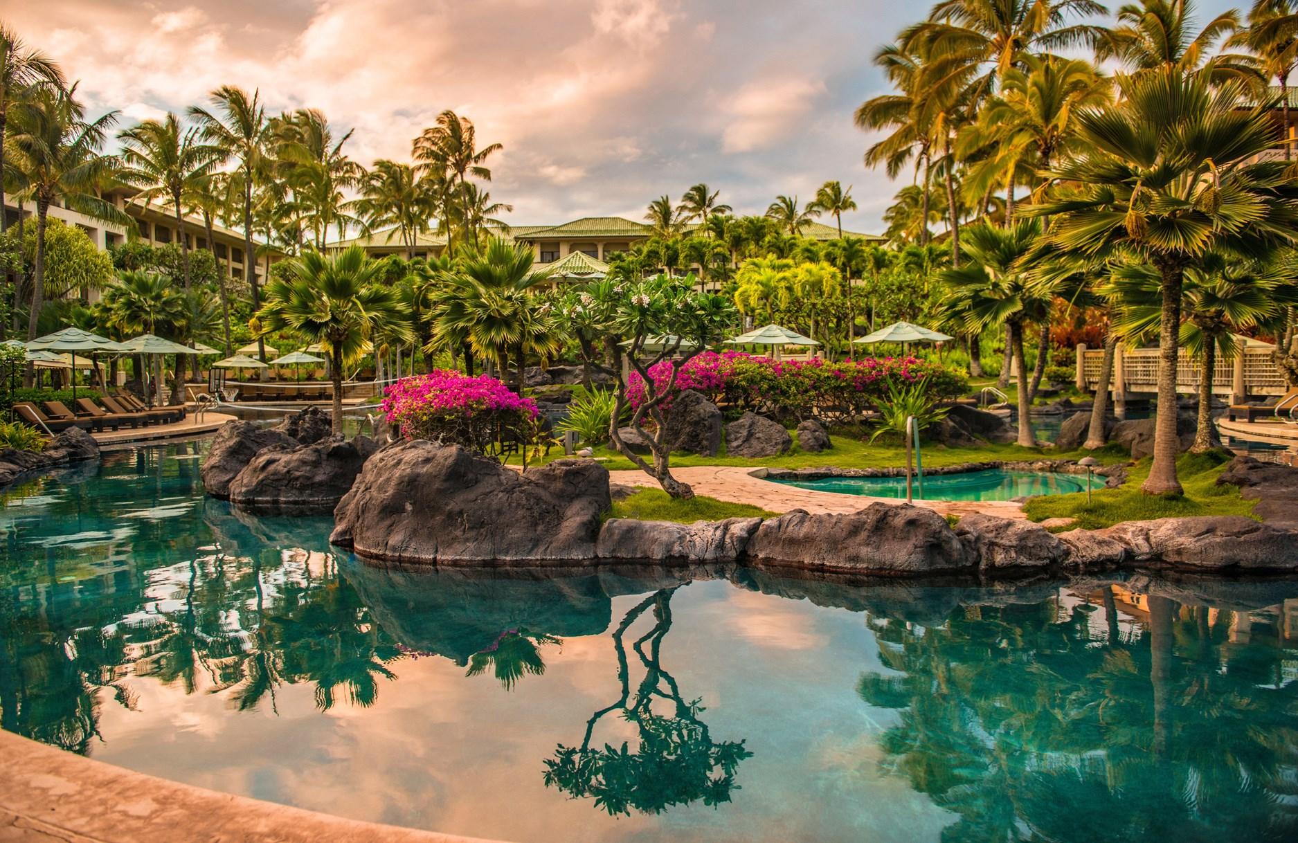 Celebrate Grand Hyatt Kauai's Silver Anniversary!