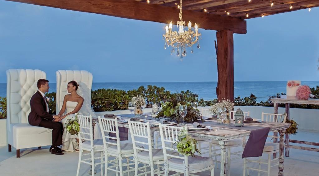 Oasis Resorts Reception