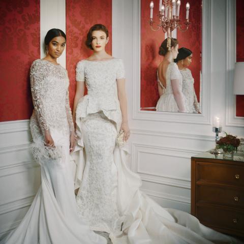 Marchesa Dresses St. Regis