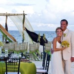 Moon Palace Golf & Spa Resort wedding
