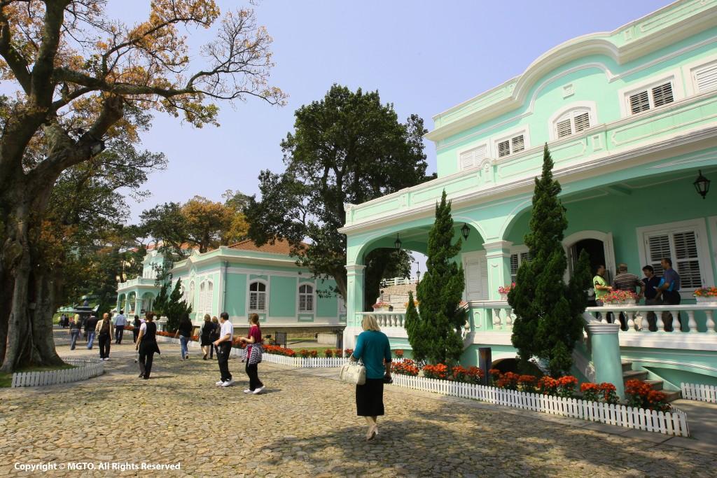 Taipa Houses - Macau Museum