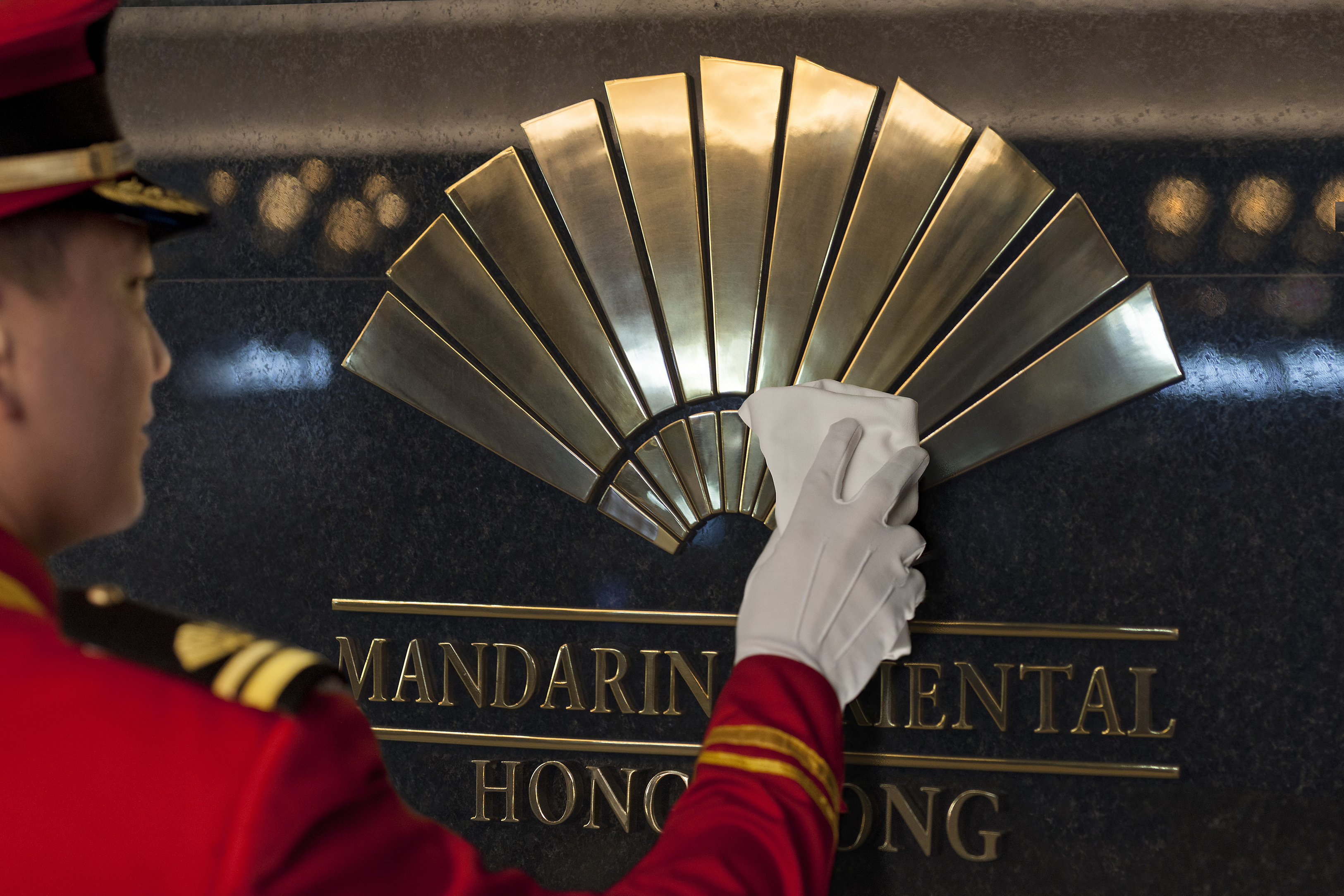Legendary Stays at Mandarin Oriental, Hong Kong