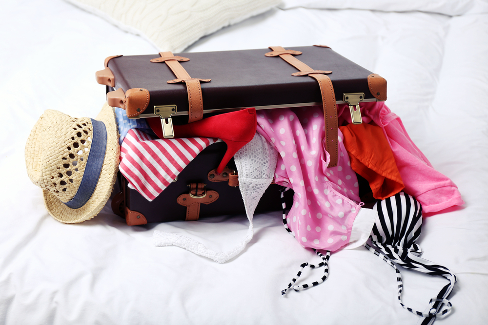 Girl's Guide to Packing: Beach Edition