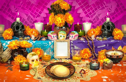 Happy Haunting! Halloween Around the World