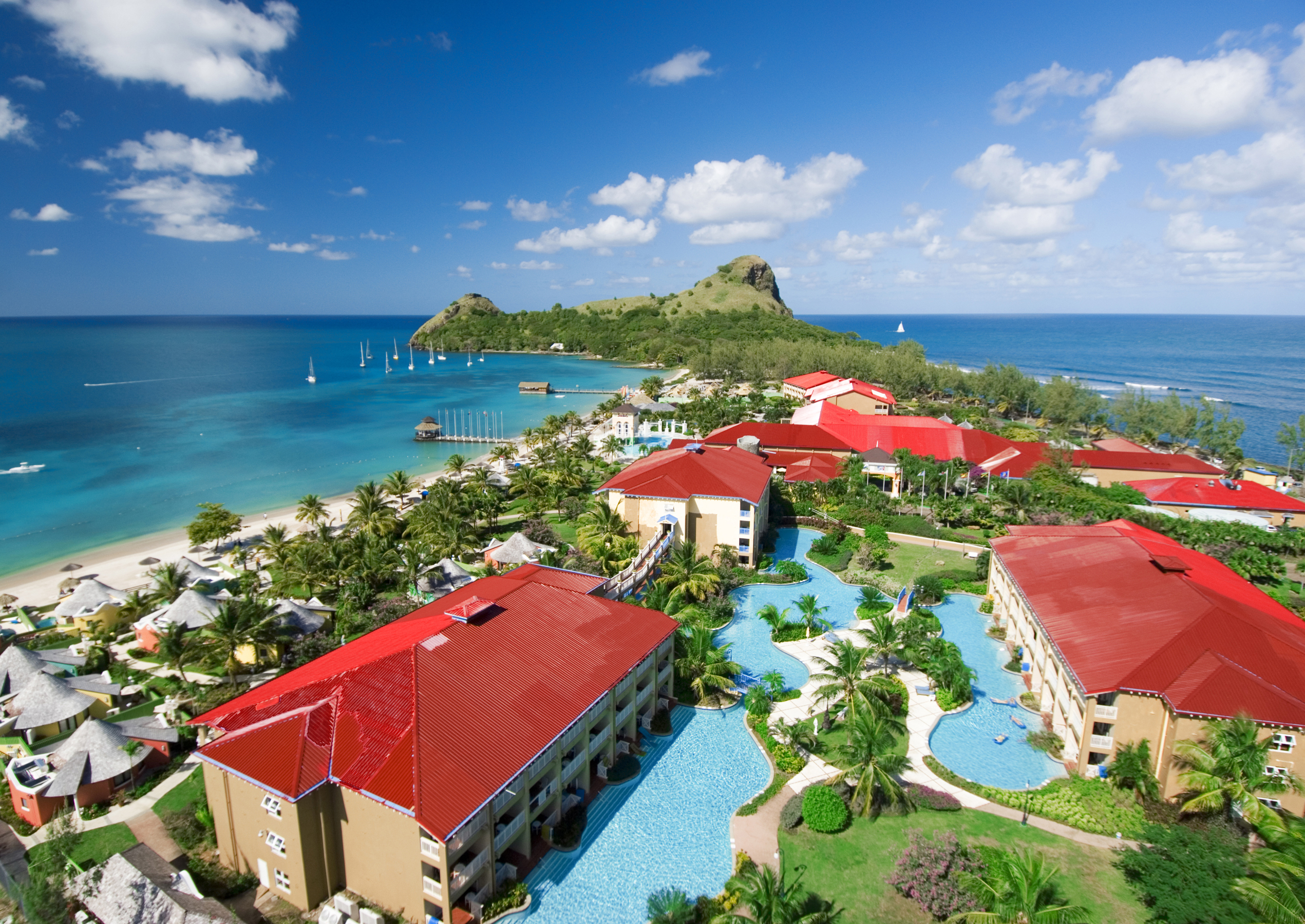 Sandals 174 Resorts Offers Three Times The Fun In Beautiful