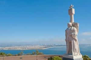 Cabrillo Monument  San Diego