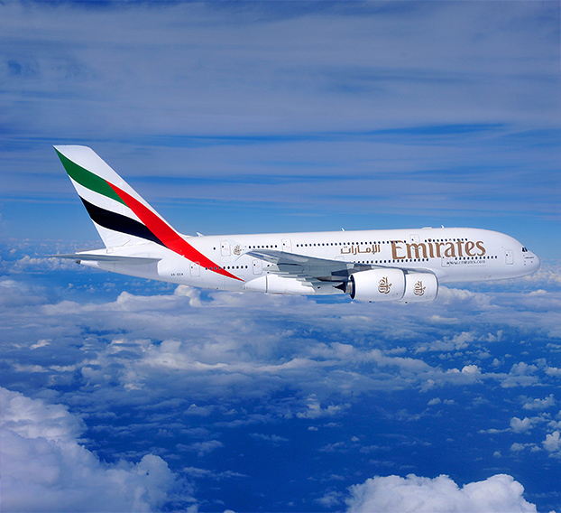 Luxury at 35,000 Feet with Emirates!