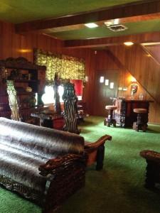 The Jungle Room Graceland