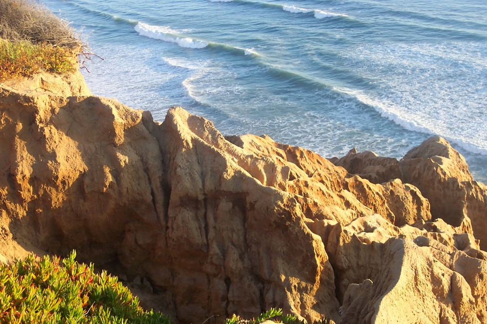 Razor Point in Torrey Pines State Reserve