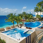 Zoetry Villa Rolandi Isla Mujeres Cancun Main Pool and Jacuzzi