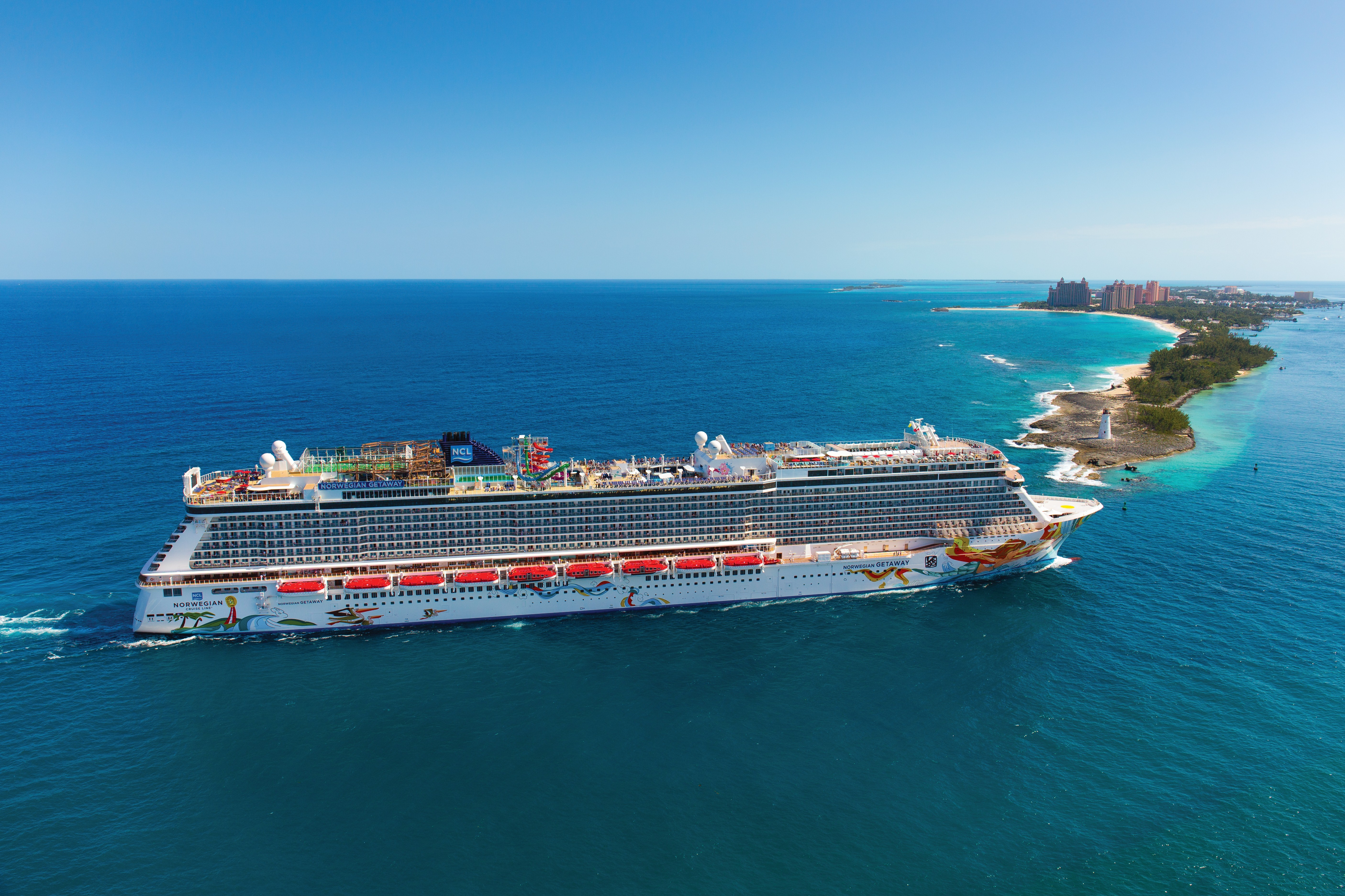 Find Paradise on the High Seas with NCL!