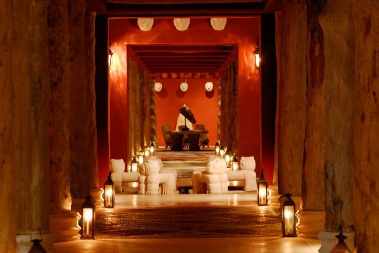 Zoetry Paraiso de la Bonita Riviera Maya Lobby