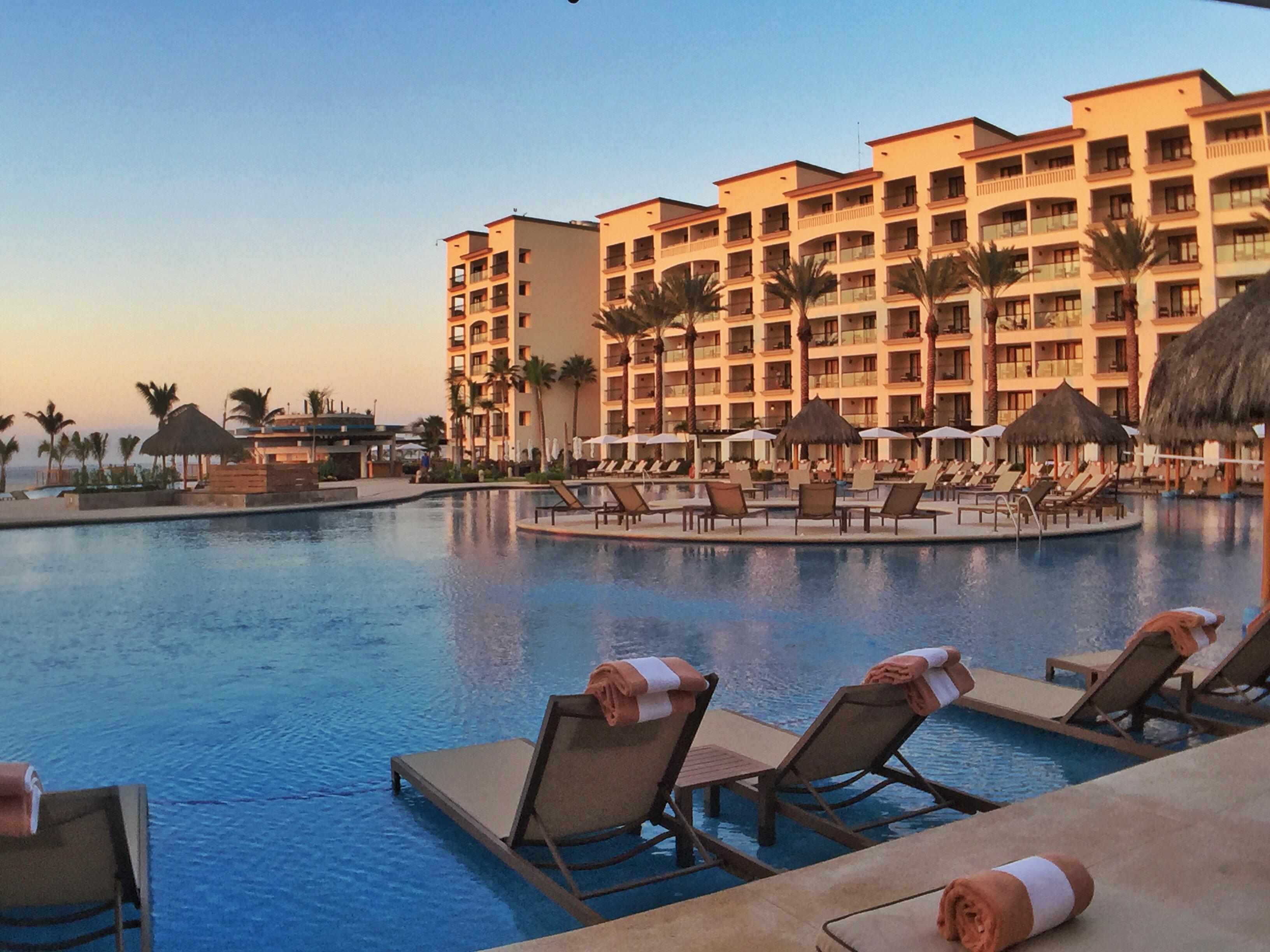 Paradise in Los Cabos at Hyatt Ziva!