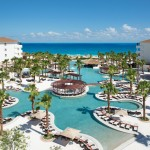 Secrets Playa Mujeres pools