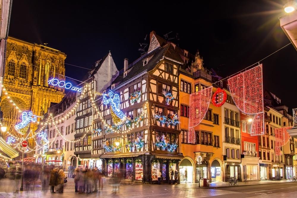 Best Market in Europe - Strasbourg