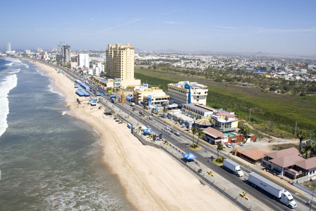 El Malecon and Playa Norte