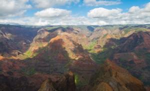 Koke'e Canyon