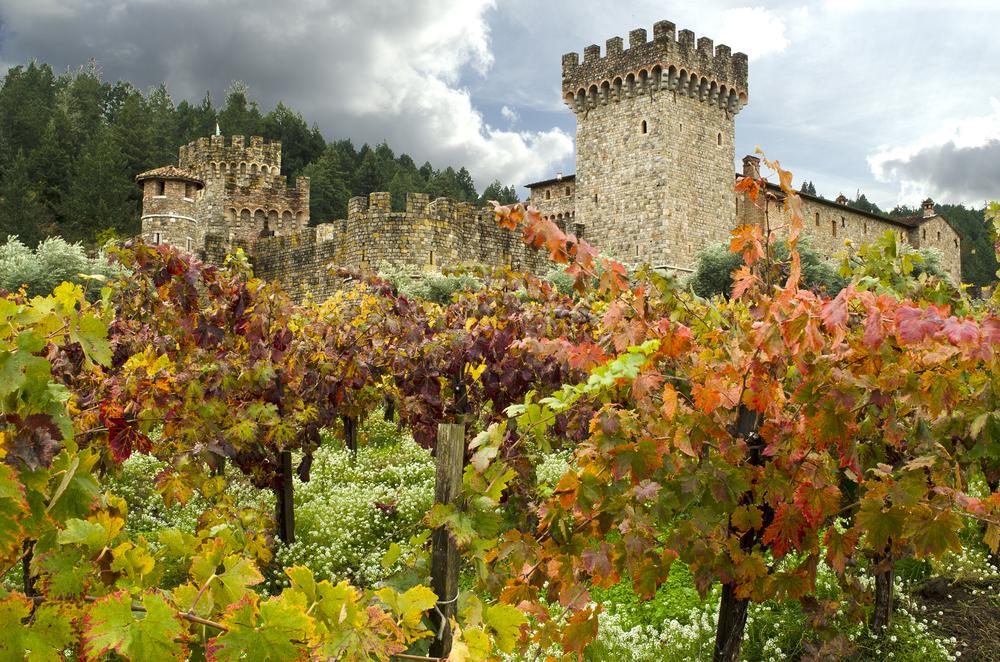 Napa Valley Castle