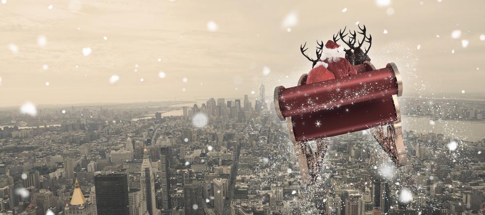 New York Santa Holidays