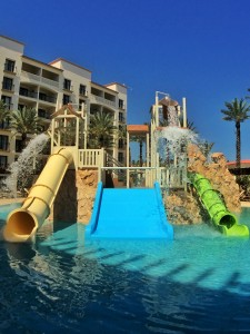 Waterpark at Hyatt Ziva Los Cabos