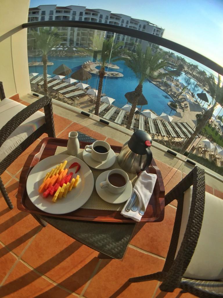 Room Service Hyatt Ziva Los Cabos