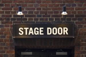Stage Door West End