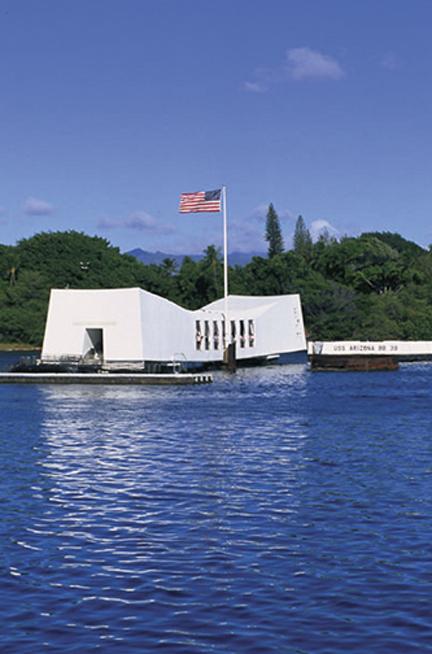 USS Arizona Hawaii