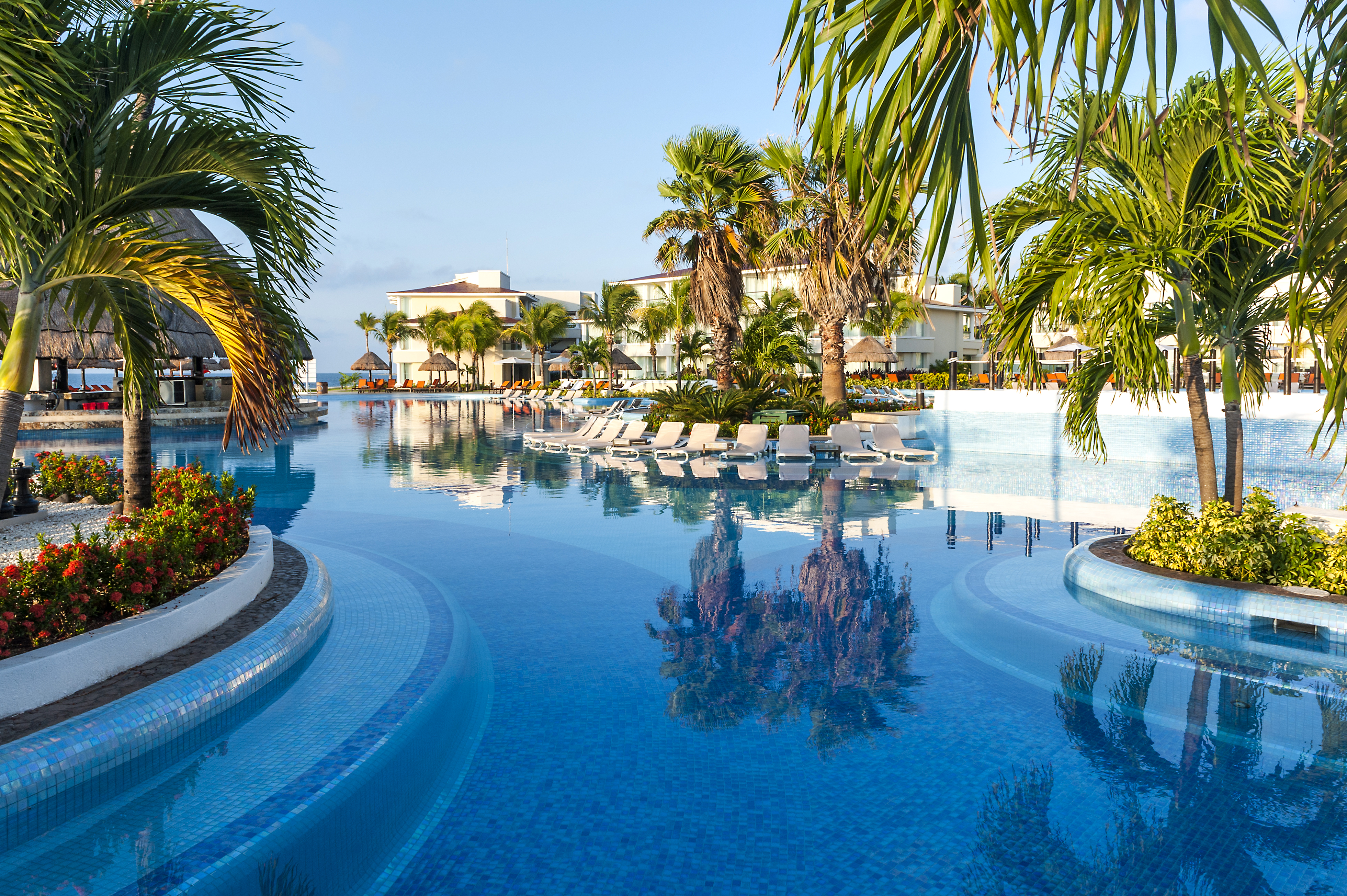 Top 10 all inclusive resorts in mexico include seven in for Top 10 all inclusive