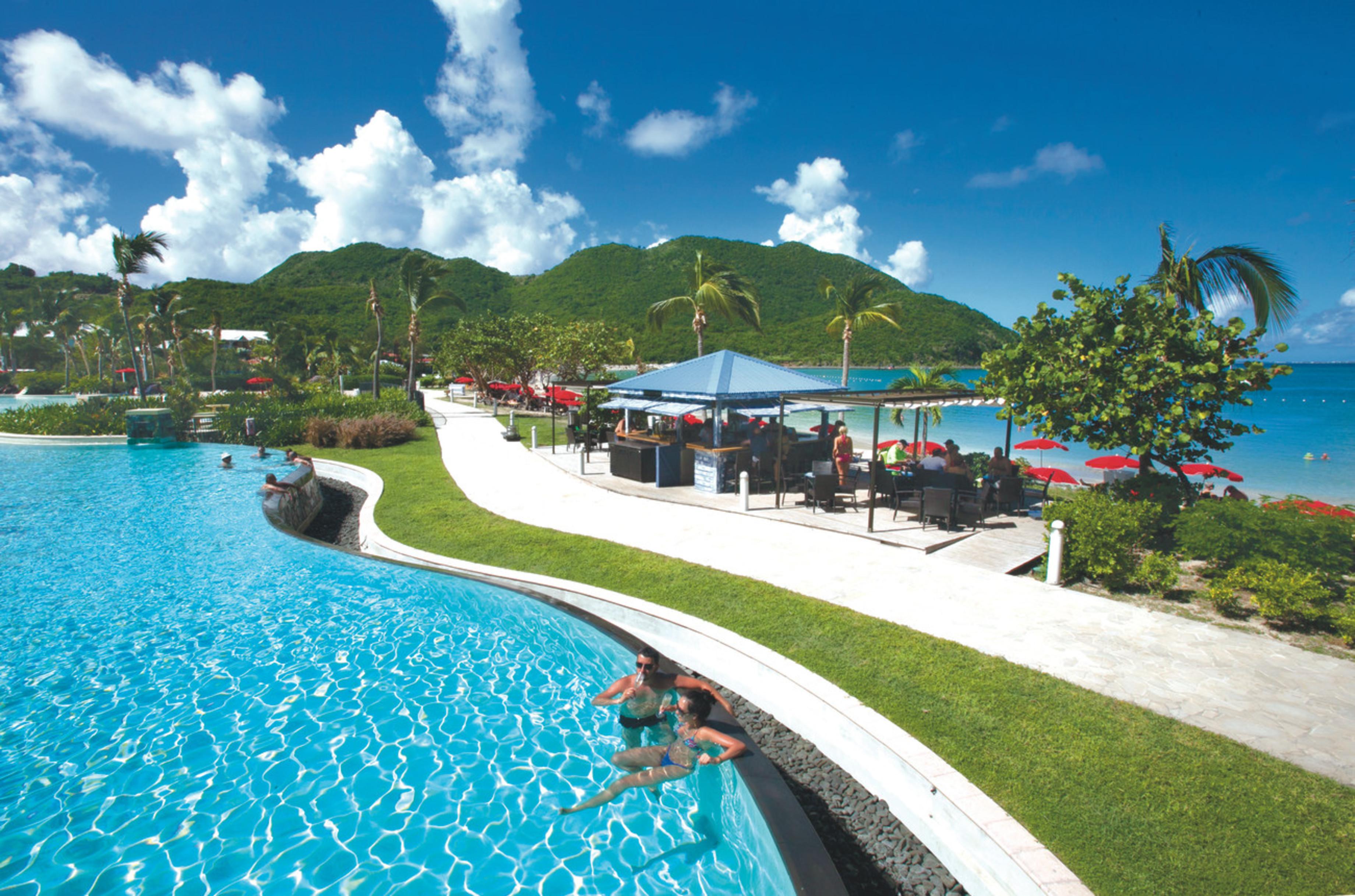 Riu Hotel St Martin Irma