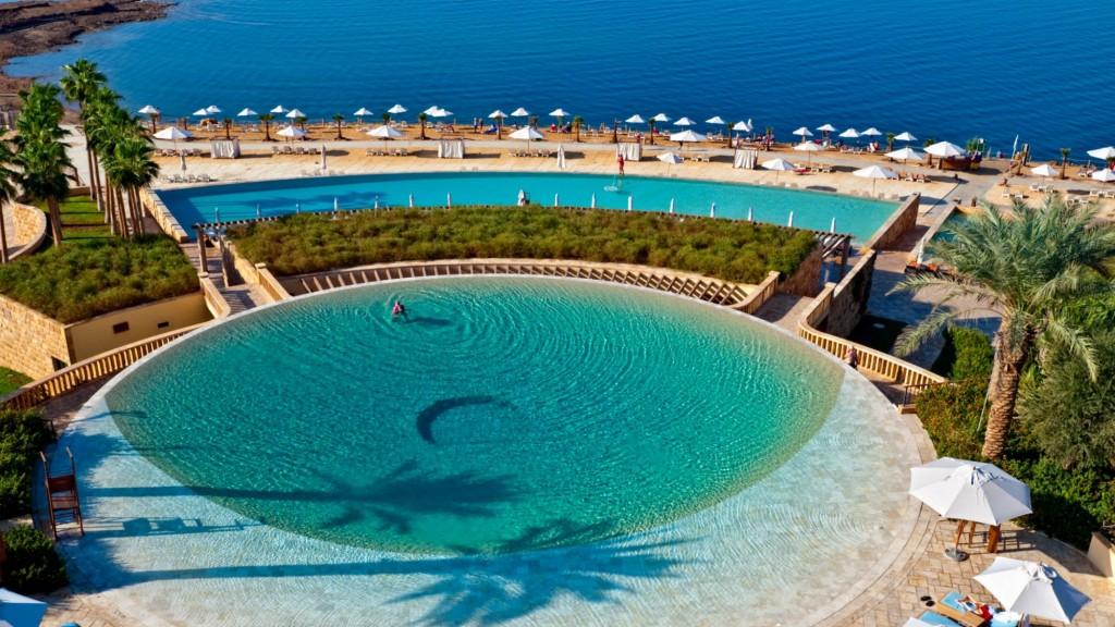 Kempinski Hotel Ishtar Dead Sea, Sweimeh, Jordan