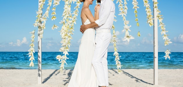 Finest Playa Mujeres wedding