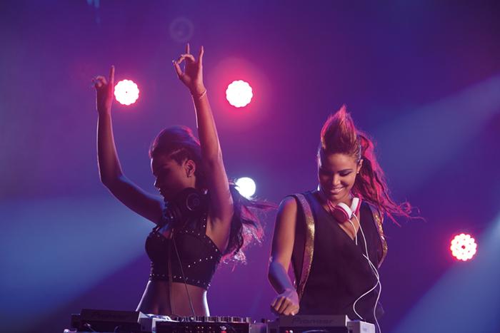 Breathless Female DJs