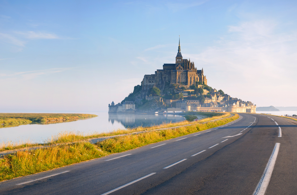 Taking the Back Roads from London to Paris