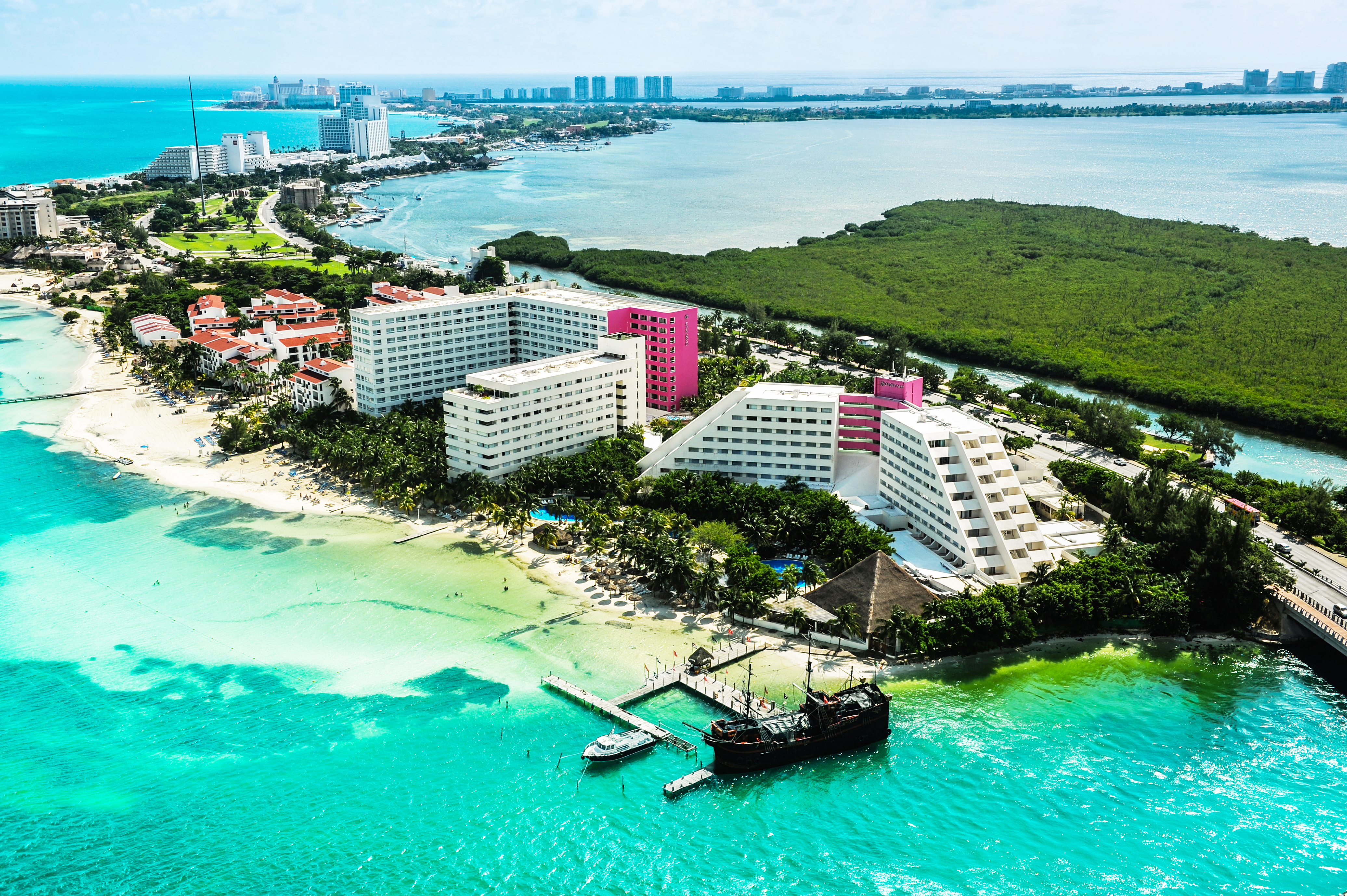 Discover Cancun's Best Family Resort