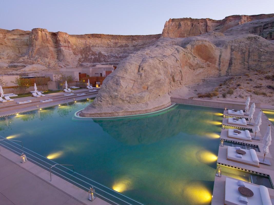 Top 10 Wild, Crazy, and Weirdest Hotels in the U.S.