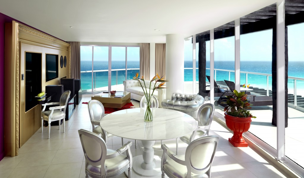 Hard Rock Cancun Rocck Star Suite
