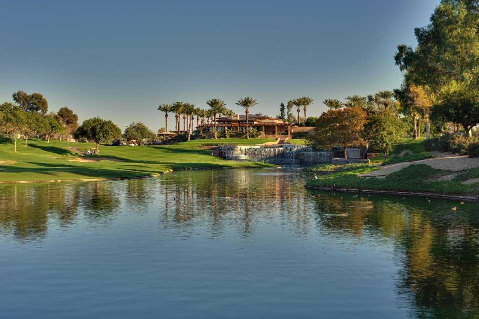 Gainey Ranch Golf Club - Waterfall (1)