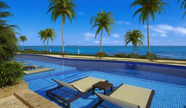 Hyatt Ziva Cancun sky suite